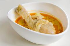 Massaman curry'ego kurczak Fotografia Stock