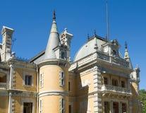 massandra宫殿 库存图片