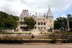 Massandra palace Stock Photos