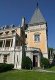 Massandra Palace. The Massandra Palace near Yalta. Crimea, Ukraine Stock Photo