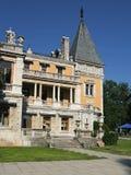 Massandra Palace. The Massandra Palace near Yalta. Crimea, Ukraine Royalty Free Stock Photos