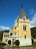 Massandra Palace of Emperor Alexander III Stock Image
