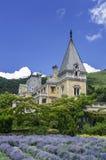 Massandra Palace, Massandra, Yalta, Crimea, Gurzuf Royalty Free Stock Photography