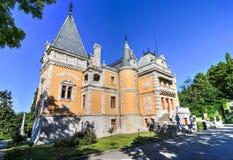 Massandra Palace, Yalta, Crimea Royalty Free Stock Photo