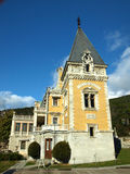 Massandra Palast des Kaisers Alexander III stockbild