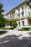 Massena Museum in Nice Stock Images