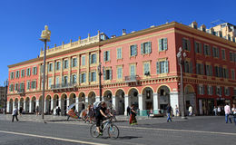 Massena in Nice, France Royalty Free Stock Photo