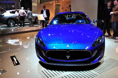 Masserati sur IAA Francfort 2011 Photos stock