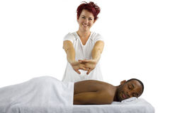 Masseuse Stock Photos