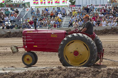 Massey Harris Super 101 Stock Images