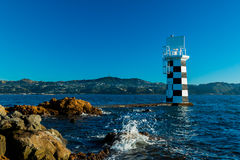 Massey Lighthouse Royalty Free Stock Photography