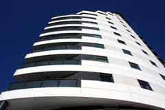 Masshouse Apartments In Birmingham Royalty Free Stock Photo