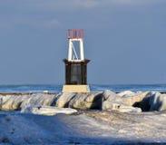 Massi del ghiaccio immagini stock libere da diritti