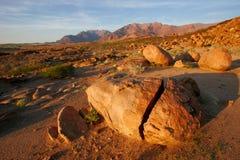 Massi del granito Fotografie Stock Libere da Diritti