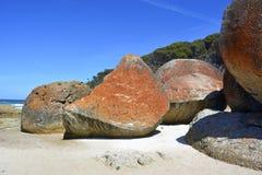 Massi del granito Fotografia Stock Libera da Diritti