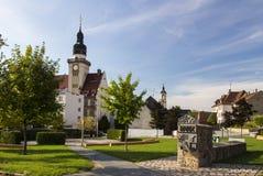 Massi Park in Werdau, Germany, 2015 Stock Photo
