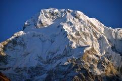 Massiccio di Annapurna. Il Nepal. Fotografie Stock Libere da Diritti