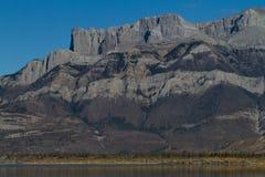 Massief Rocky Mountain Royalty-vrije Stock Foto's