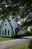 Grace Episcopal Church Stock Image