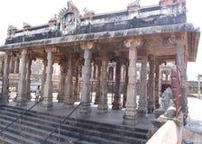 Massieve oude tamil nadu India van tempel complexe chidambaram Royalty-vrije Stock Afbeeldingen