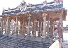 Massieve oude tamil nadu India van tempel complexe chidambaram Stock Foto