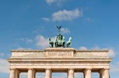 Massif de roche de Brandenburger Photos stock