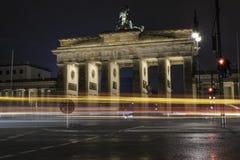 Massif de roche de Brandenburger Image stock