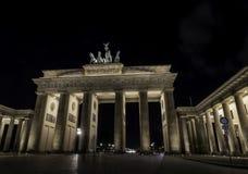 Massif de roche de Brandenburger Image libre de droits
