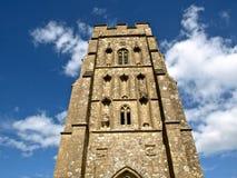 Massif de roche de Glastonbury Image stock