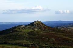 Massif de roche pointu photo stock