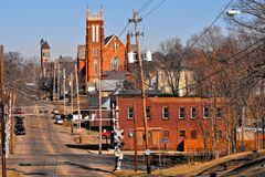 Massillon, Ohio image stock