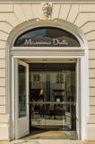 Massimo Dutti Store Foto de archivo libre de regalías