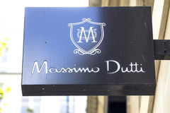 Massimo Dutti Stock Photo