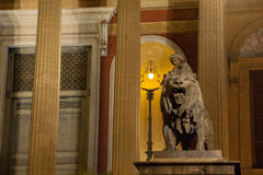 Massimo-Theater in Palermo Stockfotografie