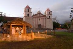massion santa Барвары Стоковые Изображения