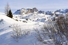 Massiva Brenta, Trentino Royaltyfria Foton