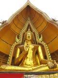 Massive Buddha Statue Stock Image