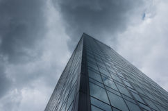 Massive corporate building Stock Photography