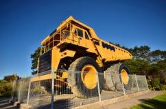 Massive dump truck Stock Photo