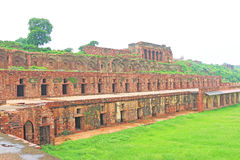 Massive Fatehpur Sikri fort and complex Uttar Pradesh India Royalty Free Stock Images
