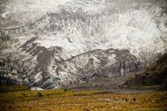 Massive Glacier Stock Image