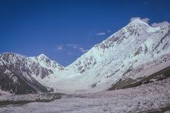 Massive glacier Royalty Free Stock Photo