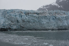 Massive Glacier Royalty Free Stock Photo