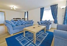 Massive living room Royalty Free Stock Image