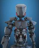 Massive machine future robot. Massive machine will put some fun in yours creations Stock Photos