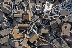 Massive Scrap metal 4 Royalty Free Stock Photo