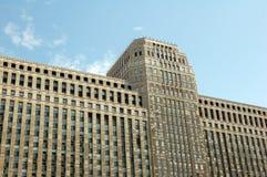 Massive Skyscraper. Picture of a massive skyscraper in Chicago Royalty Free Stock Images