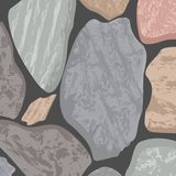 Massive Stone Texture Background in Greyish Jade Tones. This Massive Stone Texture background is a beautiful blend of Silver, Grey, Jade and Peach undertone Royalty Free Stock Images