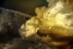 Massive Storm Stock Images