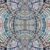 Massiver digitaler Raum Stockfotografie